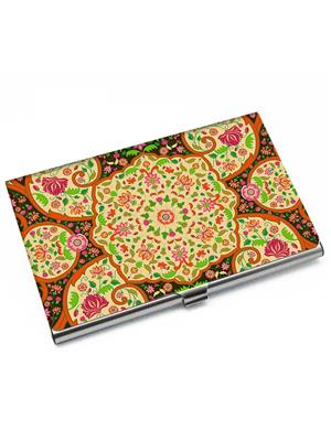 Kolorobia VCHMGD15 Phenomenal Mughal Art Card Holder