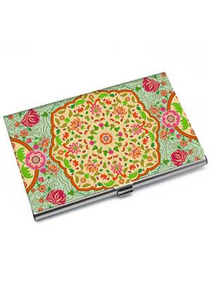 Kolorobia VCHMGL18 Mughal Light Card Holder