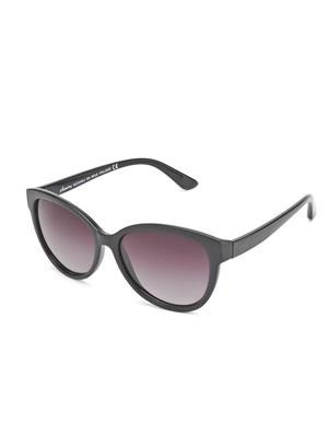 Velocity VCP19-BLKGRADSMK Black Unisex Cateye Sunglasses