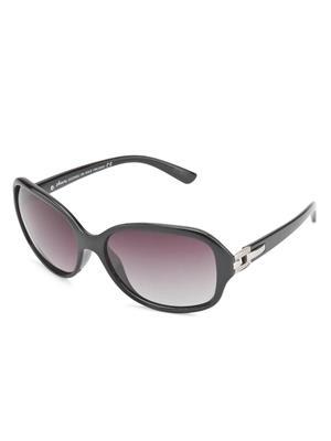 Velocity VCP22-BLKGADSMK Black Unisex Aviator Sunglasses