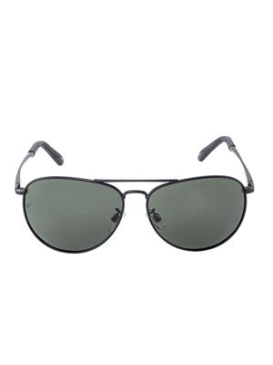 Velocity VCP36BLKG151 Black Unisex Aviator Sunglasses