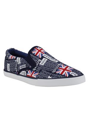 Vostro Vcs0396 Blue Men Casual Shoes