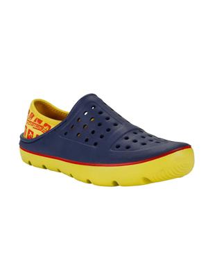 Vostro VES0002 Blue-Yellow Men Sandal