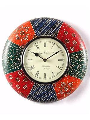 VarEesha VGBC002 Multicolored Wall clock
