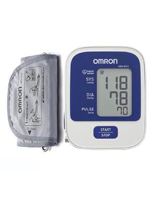 Omron VKB0054 Automatic Digital Blood Pressure Monitor - Omron (HEM-8712)