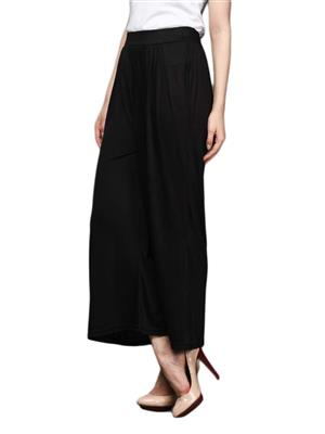 Vivomo VPPBLK Black Women Parallel Pant