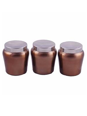 Aagam VSACBR01  apple canister set