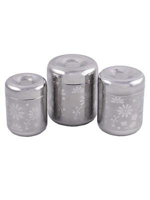 GuruKrupa VSCSA-2042  canister set