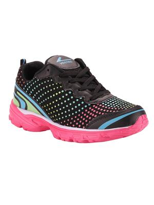 Vostro VSS0008 Black Women Sport Shoe