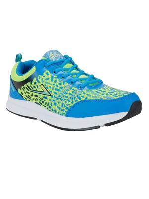 Vostro Vss0107 Blue-Green Men Sport Shoes