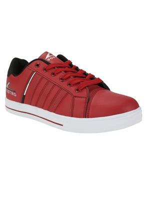 Vostro Vss0148 Cherry Men Casual Shoes