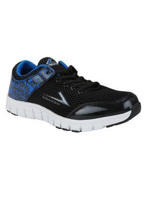 Vostro Vss0247 Black-Blue Men Sport Shoes