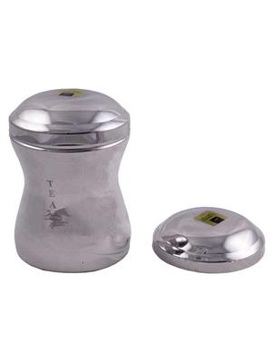 GuruKrupa VSTCS01 mirror tea canister