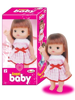 Annie Vta022 Multicolored Angel Baby Doll