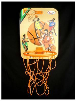 Annie Vta024 Multicolored Basket Board