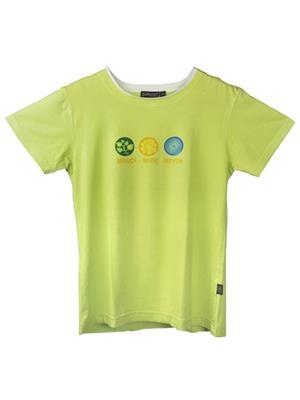 Omved Vxtw0017 Green Kids T-Shirt
