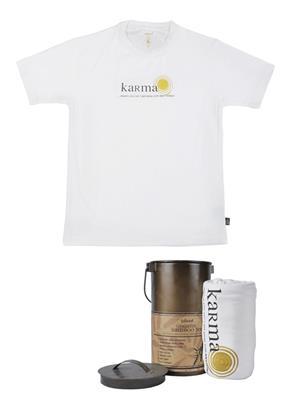 Omved Vxtw0036 White Kids T-Shirt
