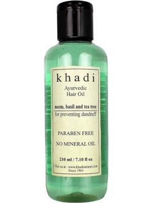 Khadi ved2 ayurvedic  Hair Oil