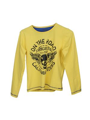 Venatici Vk14PS290 Yellow Boy T-Shirt