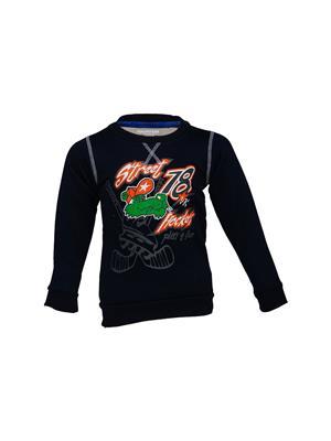 Venatici Vk14PS366 Blue Kids Sweatshirts