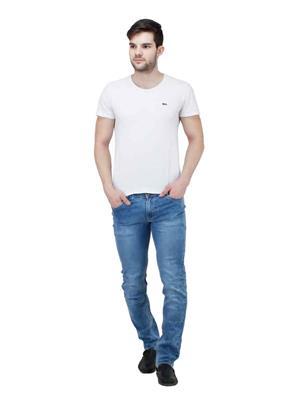 Trendy Bandey W-264CLBL Blue Men Jeans