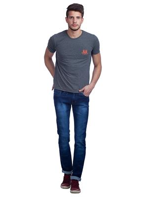 Trendy Bandey W-309-D Blue Men Jeans