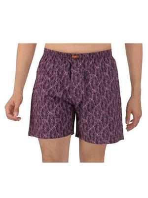Magneto WAVE Purple Men Boxer