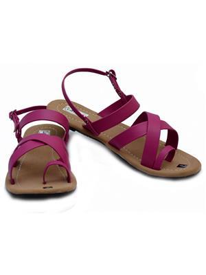 Novelty NV53 Pink Womens Sandal