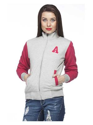 Absurd ABWS14-338 Grey Women Sweatshirt