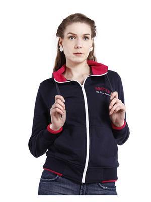 Absurd ABWS14-341 Blue Women Sweatshirt