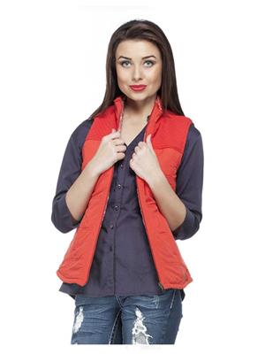 Absurd ABWS14-352 Red Women Jacket