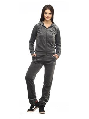 Nuovo D10 Grey Women Tracksuit