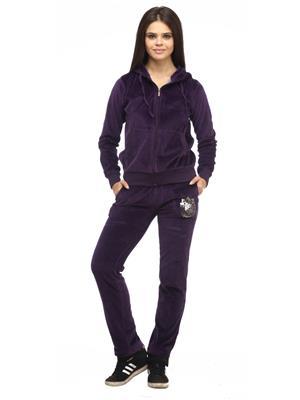 Nuovo D13 Purple Women Tracksuit
