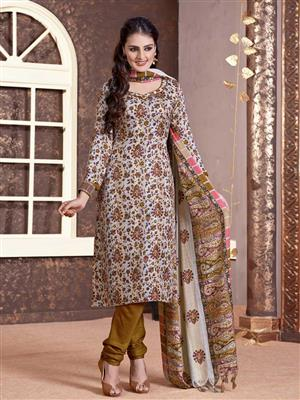 Adda Fashion LW-504 Multi Color Woolen Suit