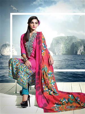 Adda Fashion SH-WR-03 Multi Color Woolen Suit