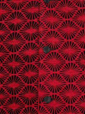 Qdesigns WJ-09 Red Men Waist Jacket
