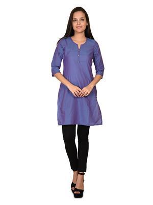 Aurelia K11267-77773 Purple Women Kurta