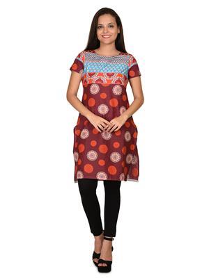 Aurelia K12115-60544 Multicolor Women Kurta
