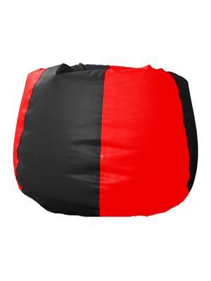 Pebbleyard XLCLA-Red n black_C Classic Bean Bag Cover