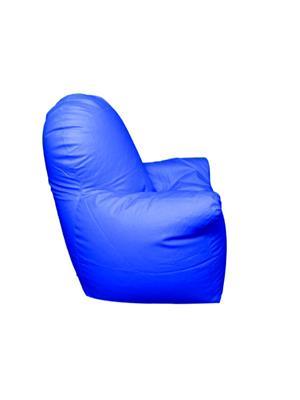 Pebbleyard XXLCARM-Blue_C Arm Chair Bean Bag Cover