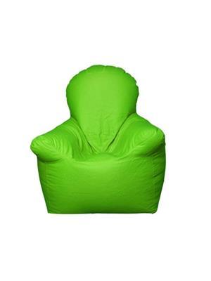 Pebbleyard XXLCARM-Green_C Arm Chair Bean Bag Cover