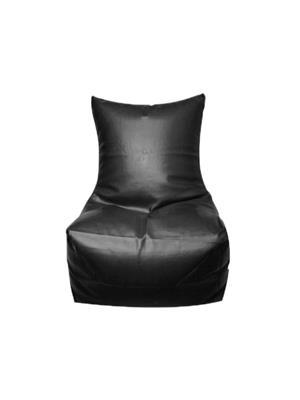 Pebbleyard XXLCH-Black_C Arm Chair Bean Bag Cover