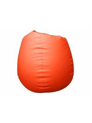 Pebbleyard XXLCLA-Orange_C Classic Bean Bag Cover