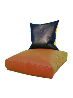 Pebbleyard XXLFC-Brown_C Floor cushion Cover