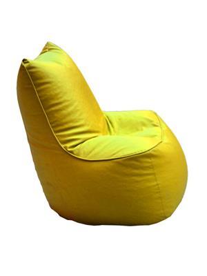 Pebbleyard XXLGC-yellow_C Gamer chair Bean Bag