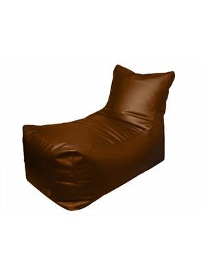Pebbleyard XXLLouc-Brown_C Arm Chair Bean Bag Cover
