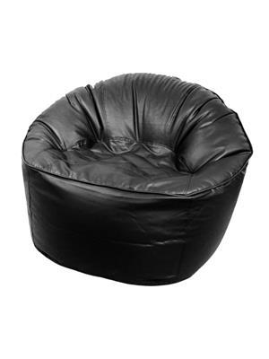 Pebbleyard XXLMCBB-Black_C Mudda chair bean bag Cover