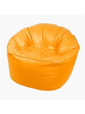 Pebbleyard XXLMCBB-Yellow_C Mudda chair bean bag Cover