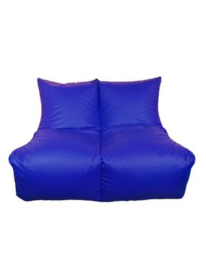 Pebbleyard XXLSOBB-Blue_C Sofa Bean Bag Cover