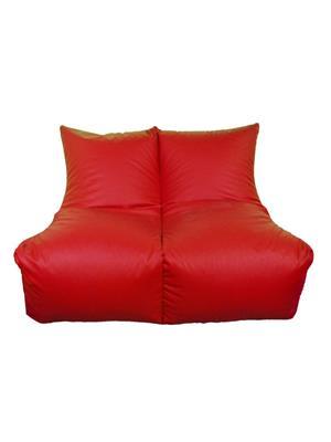 Pebbleyard XXLSOBB-Red_C Sofa Bean Bag Cover